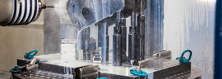 Mechanische Bearbeitung - Metallbau Lehmann GmbH